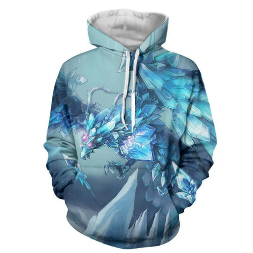 League of Legends Anivia Powerful Cryophoenix Cool Design Hoodie