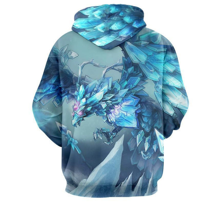 League of Legends Anivia Powerful Cryophoenix Cool Design Hoodie - Superheroes Gears