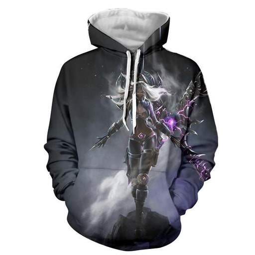 League of Legends Secretive Irelia Vigor Attractive Edition Hoodie