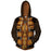 Marvel Guardians Of The Galaxy Rocket Raccoon Zip Up Hoodie