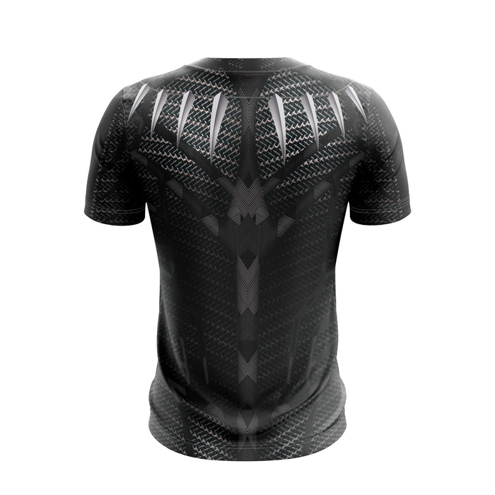 Marvel Wakanda Black Panther Vibranium-Weave Suit T-Shirt