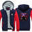 Spiderman Upgraded Suit Purple Thunder Cool Hooded Jacket