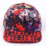 Suicide Squad Harley Quinn Colorful Swag Hip Hop Snapback