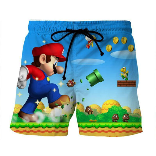 Super Mario Mega Mushroom Upgrade Giant Cool Gaming Shorts
