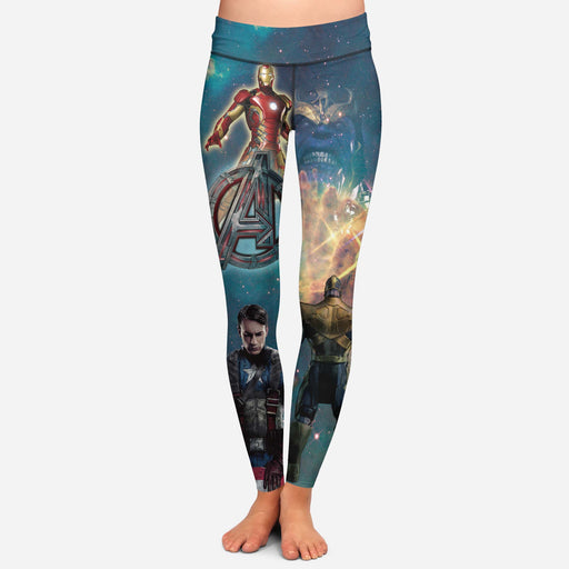 167d021737e66 Superheroes Compression Leggings & Yoga Pants — Superheroes Gears
