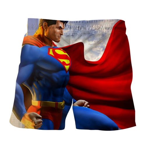 The Great Superman In the Universe Design Boardshorts