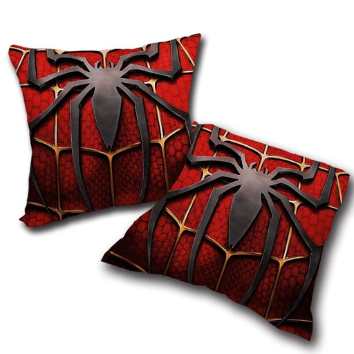 The Itsy Bitsy Spider Design Decorative Throw Pillow