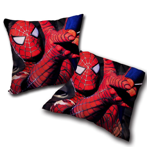 The Spider-Man Ability Style Decorative Throw Pillow
