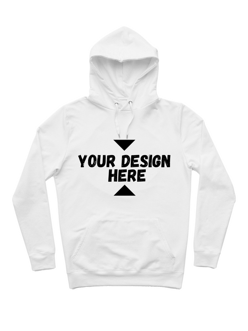 Personalized Unique Custom-Made Design Superhero Hoodie