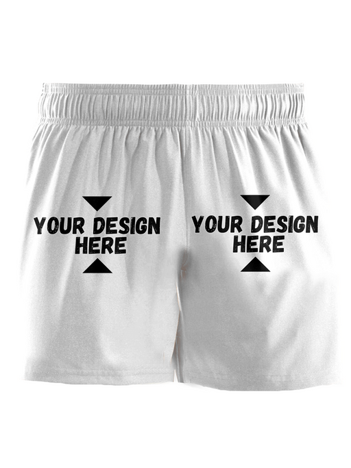 Personalized Amazing Custom Print Superhero Shorts