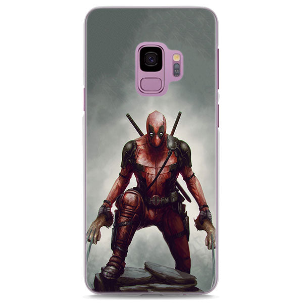 Deadpool/Wolverine Fan Art Samsung Galaxy Note S Series Case