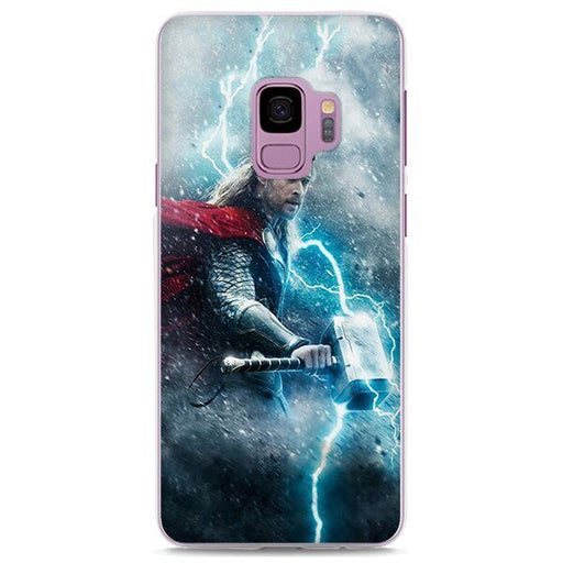 Thor God Of Thunder Cool Storm Samsung Galaxy Note S Series Case