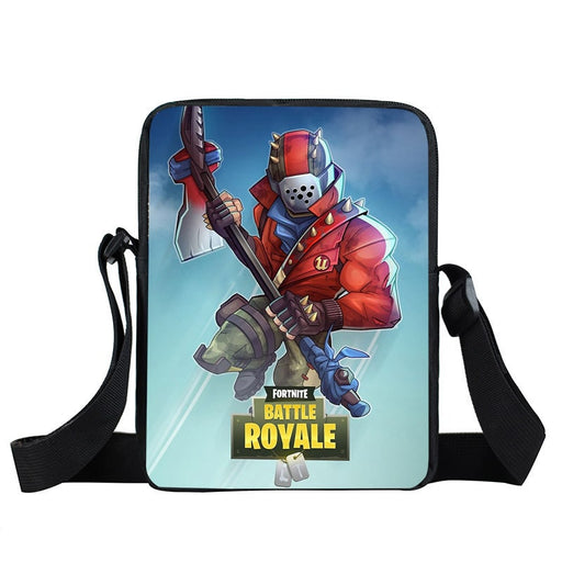 Fortnite Battle Royale Rust Lord Storm Scavenger Cross Body Bag