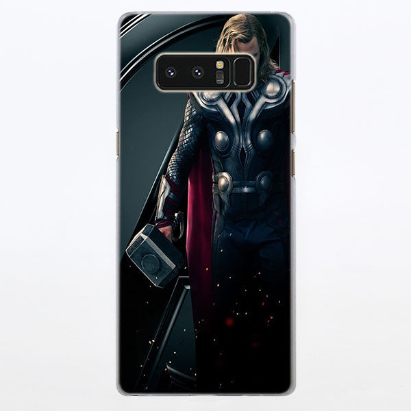 Thor God Of Thunder Mjolnir Samsung Galaxy Note S Series Case
