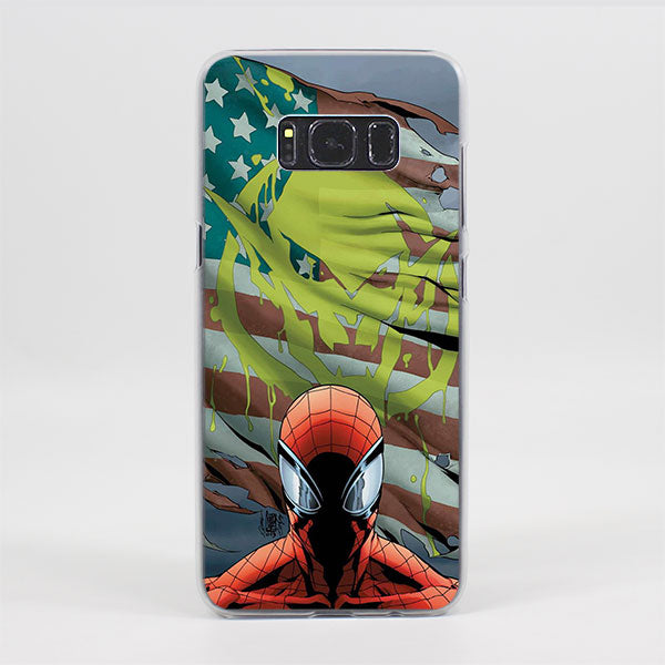 The Superior Spider-Man Goblin Nation Comic Samsung Galaxy Note S Case