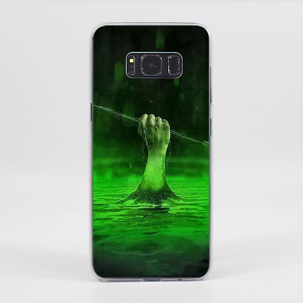 Green Arrow Lazarus Pit Epic Samsung Galaxy Note S Series Case