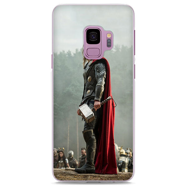 Thor The Dark World Epic Poster Samsung Galaxy Note S Series Case