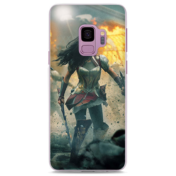 Thor: The Dark World Lady Sif Cool Samsung Galaxy Note S Case