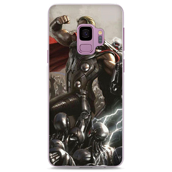 Thor Avengers Age Of Ultron Samsung Galaxy Note S Series Case