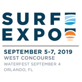 Join Us at Surf Expo - September 5-7, 2019 - Booth 2910 | Handcrafted Gift LLC