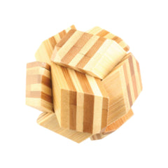 Bamboo Puzzles Medium - Rumble Jumble