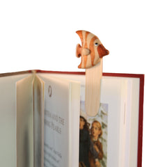 Bookmarks in Assorted Fish Designs Handcrafted in Wood