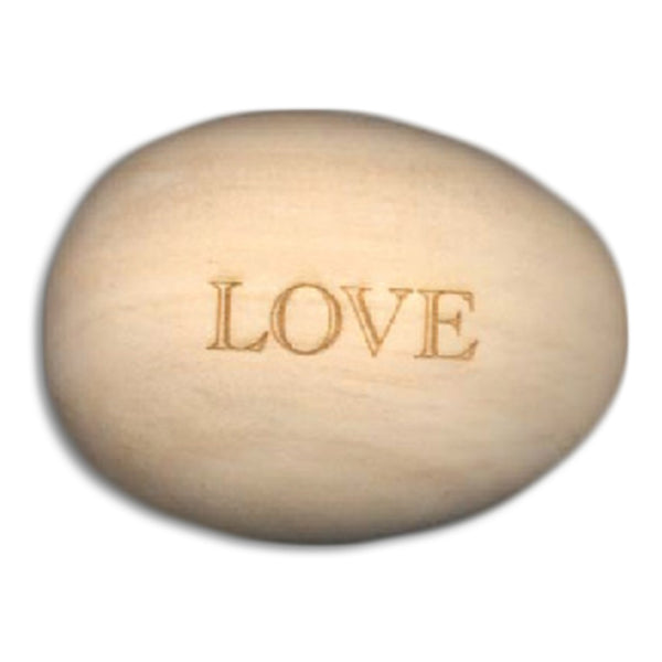 Love - Inspirational Wood Stone