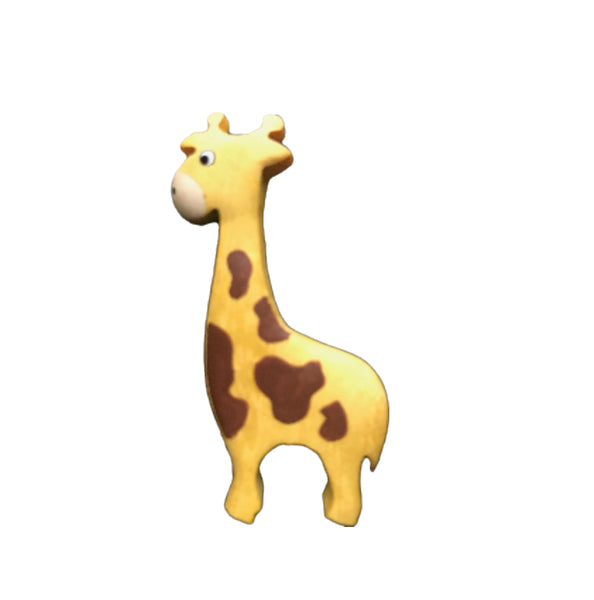 Giraffe Magnet Handcrafted in Wood