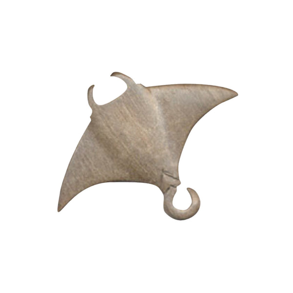 Sting Ray Magnet Handcrafted in Wood