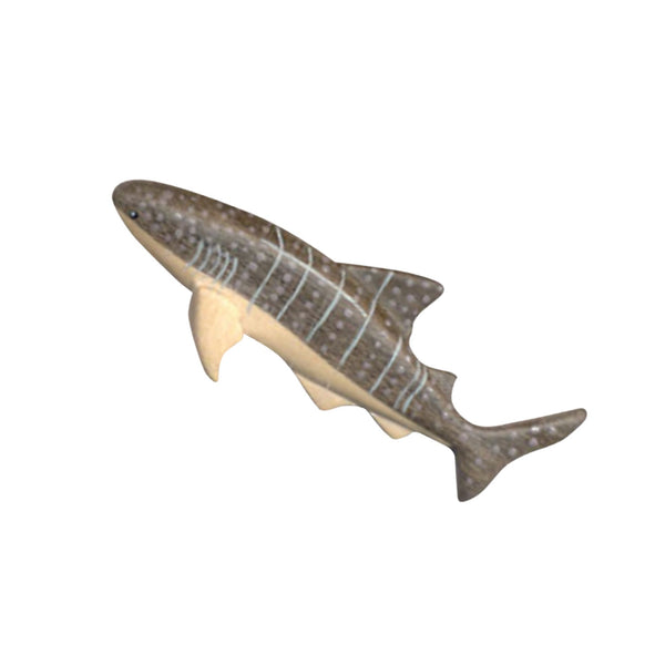Whale Shark Magnet Handcrafted in Wood