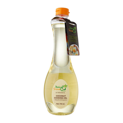 Tropicana Organic Cold Pressed . (Consumption) Rain & Shine Coconut Cooking Oil - 750ml