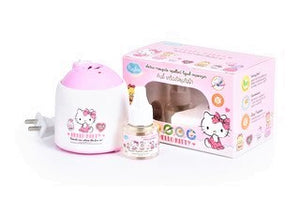 Kindee Electric Mosquito Repellent Vaporizer - Hello Kitty