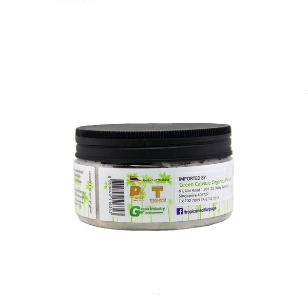 Tropicana Virgin Coconut Oil - Coconut Scrub - 250g