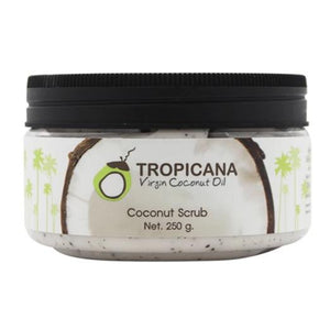 Tropicana Virgin Coconut Oil - Coconut Body Scrub - 250g
