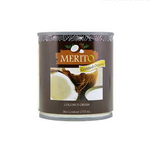 Merito Coconut Cream - 270ml.