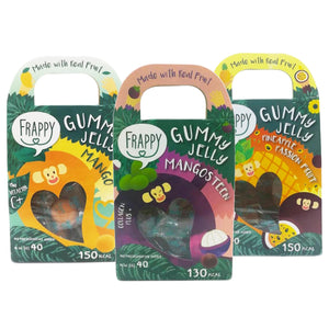 Frappy Gummy Jelly 40g