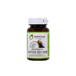 Tropicana Virgin Coconut Oil Capsule - 500ml