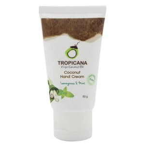 Tropicana Hand Cream 50 ml. - Lemongrass & Mint
