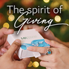 The true spirit of giving