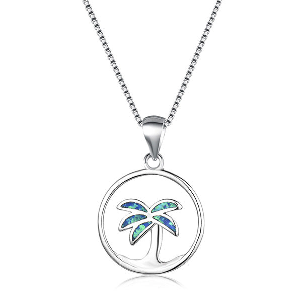 Island Circle Necklace