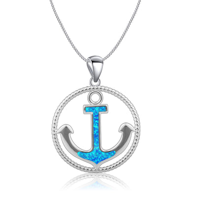 Anchor Necklace (Hers)