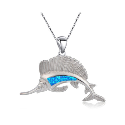 Sailfish Necklace (Hers)