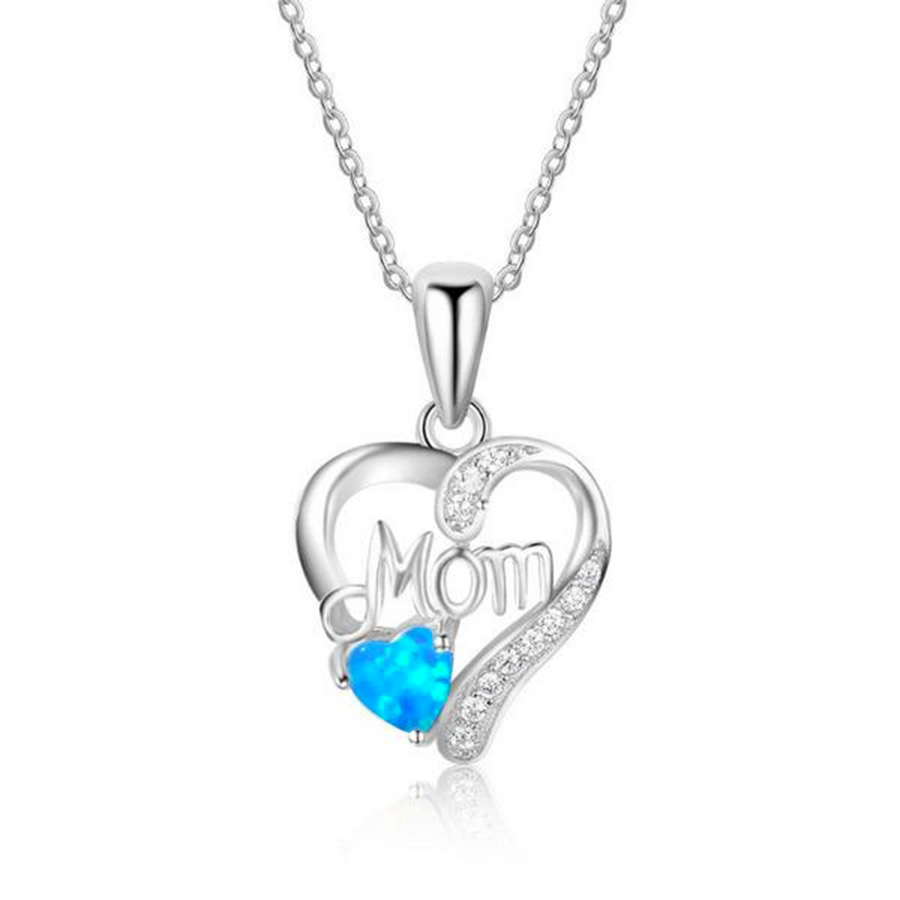 Free Gift Mom Heart Necklace