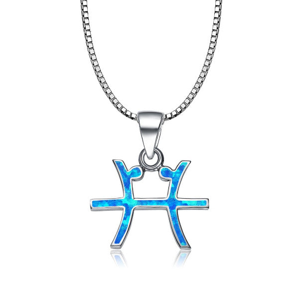 Zodiac - Pisces Necklace