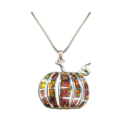 Pumpkin Spice Necklace