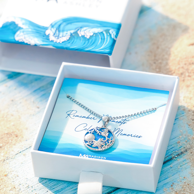 Under The Sea Medley Necklace