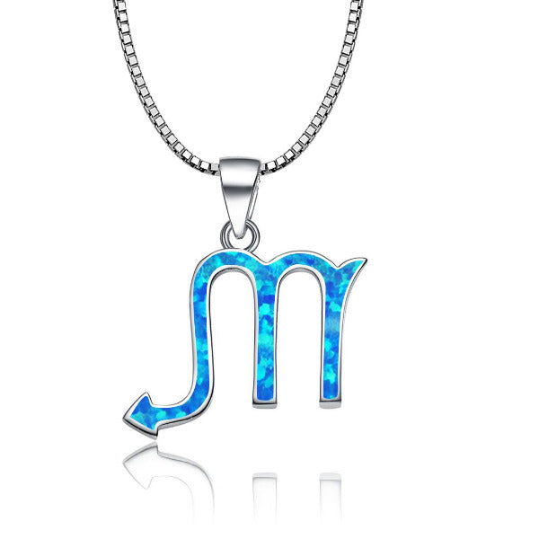 Zodiac - Scorpio Necklace