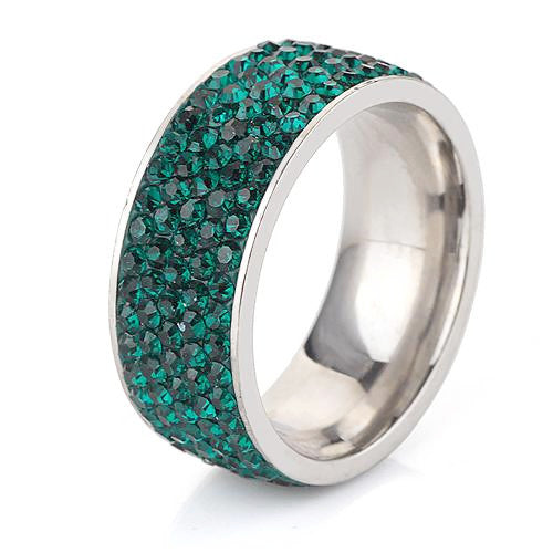 Emerald City Shimmer Ring - $12.00