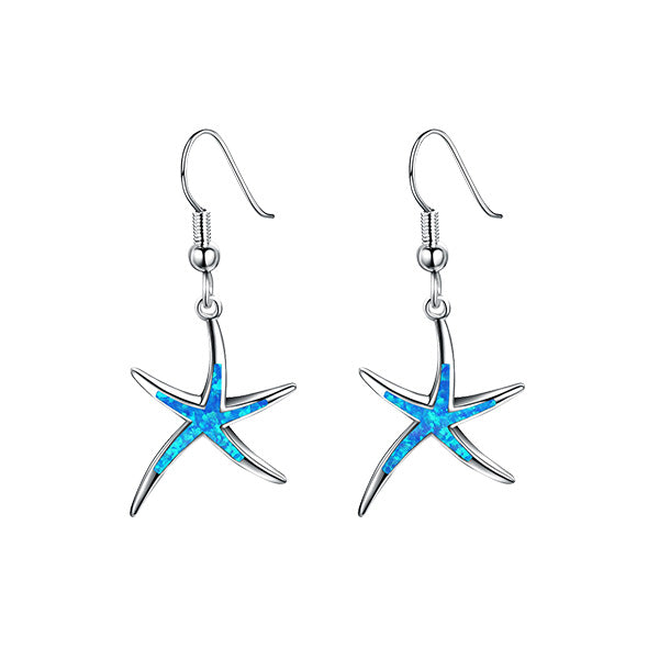 Sea Star Earrings