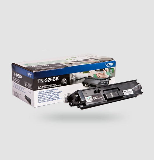 Cartouche de toner Noir TN-326BK - Imprimante Brother DCP-L8400CDN, MFC-L8650CDW